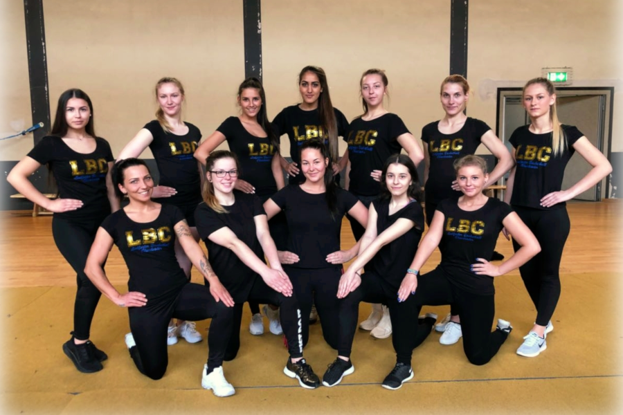 Die BGL hat wieder ein Cheerleader Team: Lintforter Basketball Cheerleader!